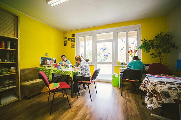 Domov sociálnych služieb Méta, Priekopa
